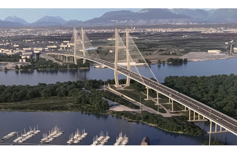 delta massey tunnel replacement