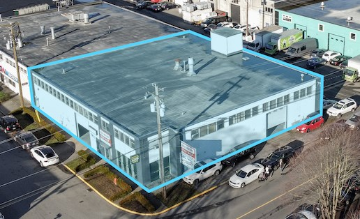 This 0.27-acre industrial site in North Van sold for $5.2 million | Macdonald Commercial