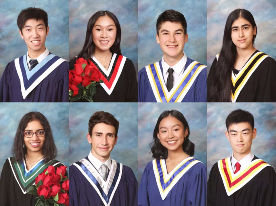 Governor General's Academic Medal winners 2020