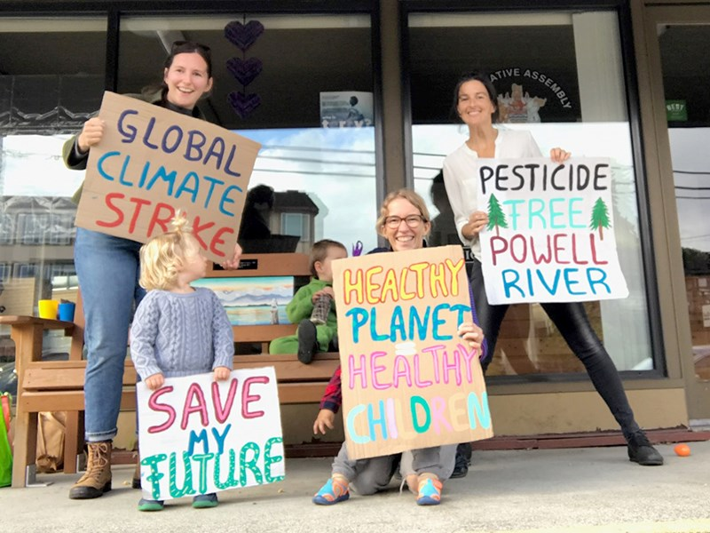 Fridays for Future Powell River