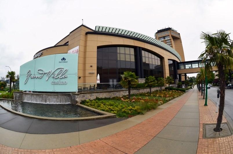 Gateway Casino, Burnaby