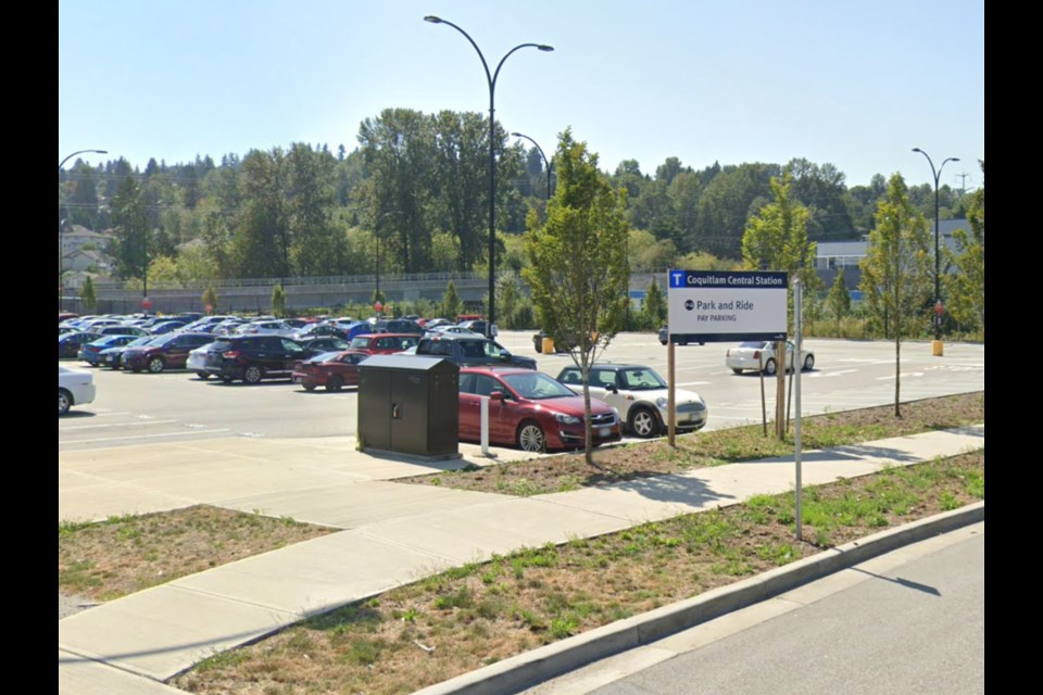 The new testing site will be in a Park and Ride lot next to a Rona in Coquitlam