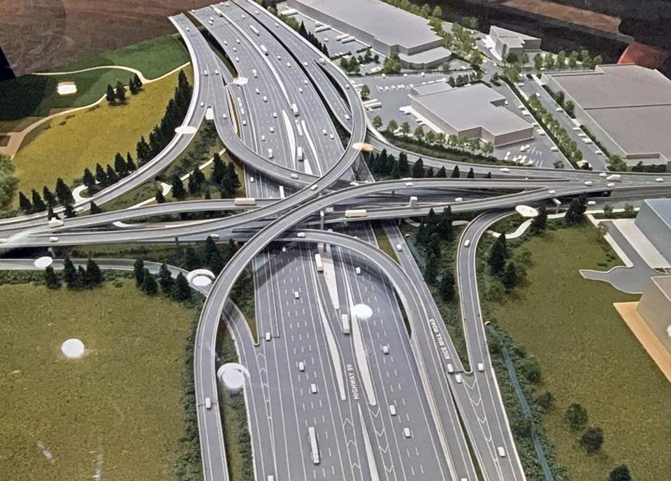 massey steveston interchange concept