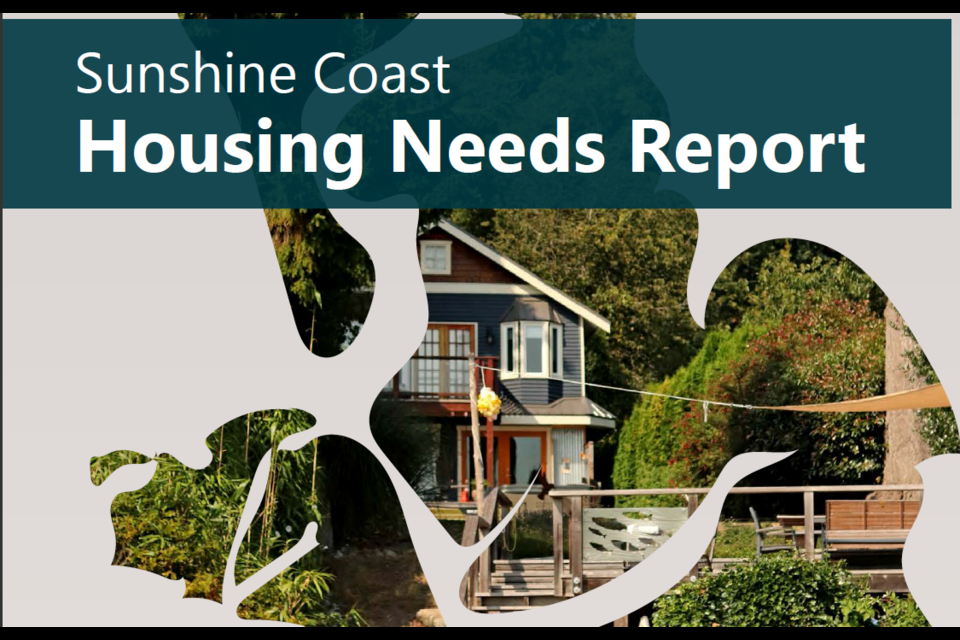 A recently completed Housing Needs Assessment confirms what many already believed about the Sunshine Coast housing market.