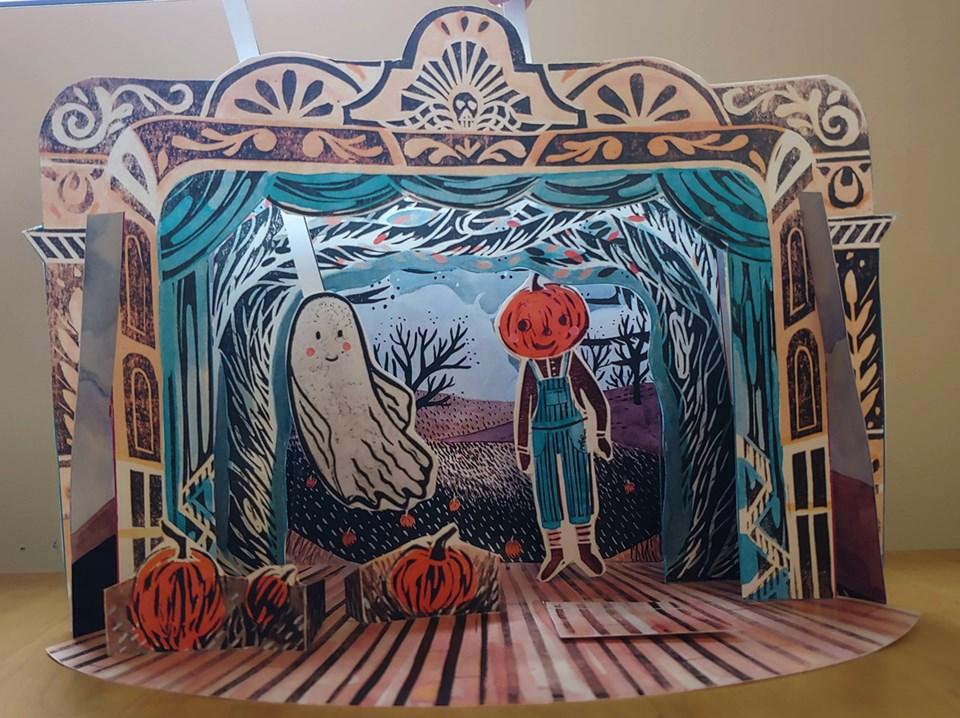 Halloween theatre kits