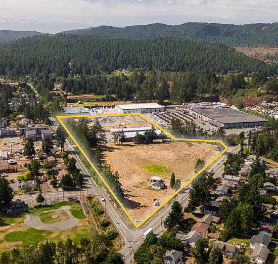 Langford site is zoned for industrial and commercial use. | Colliers International