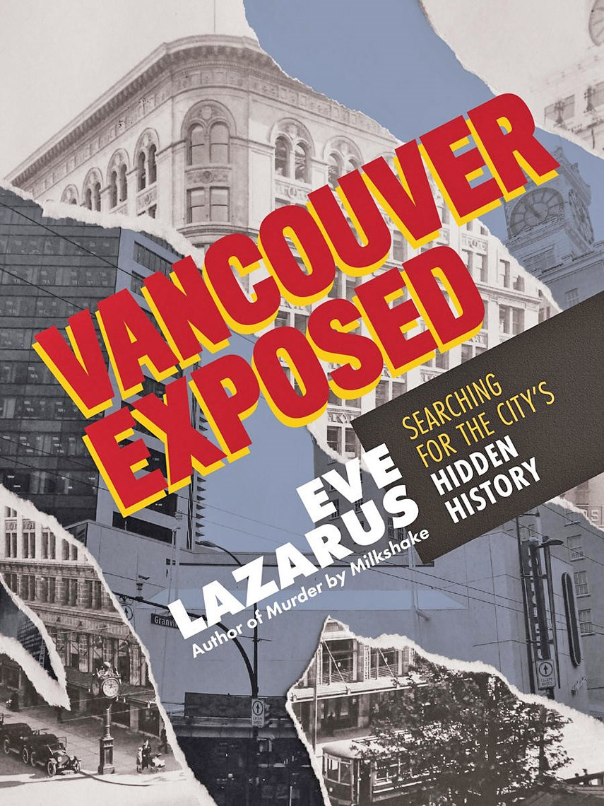 Belly flop contests and nudist camps: North Van author looks at city's hidden history_0