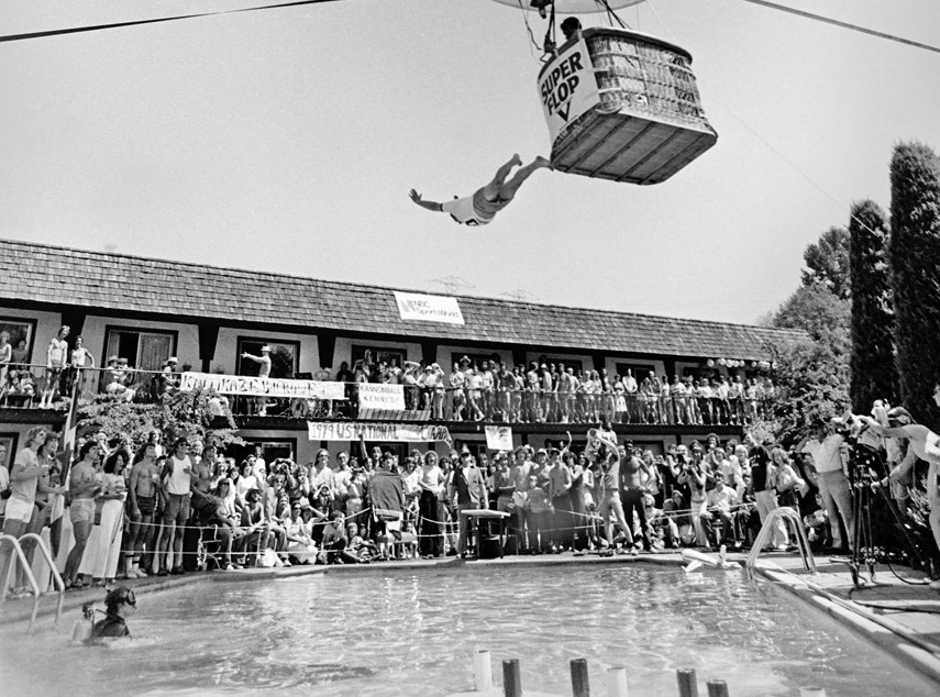 Belly flop contests and nudist camps: North Van author looks at city's hidden history_2