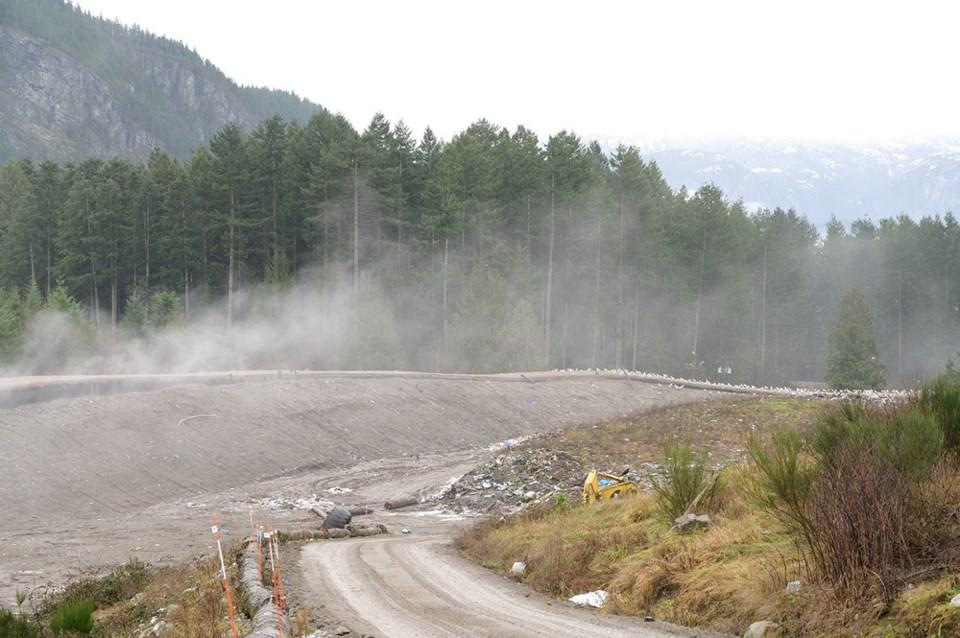 Squamish Landfill
