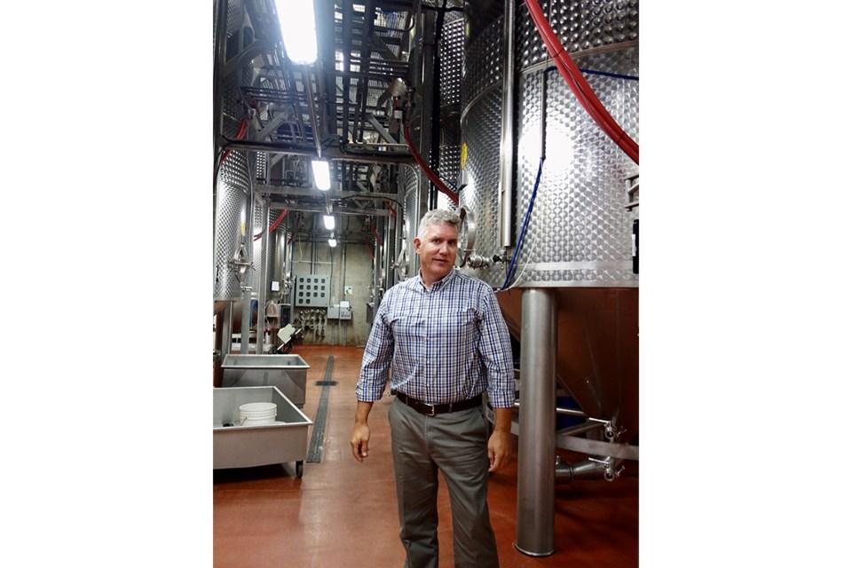 Hester Creek Winery president