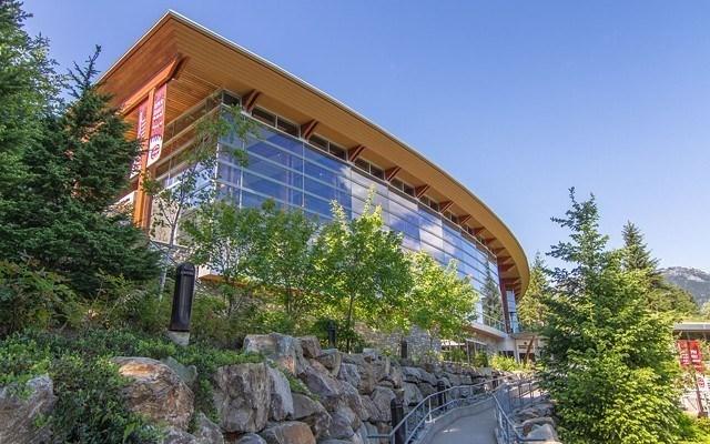 The Squamish Lil'wat Cultural Centre (SLCC).