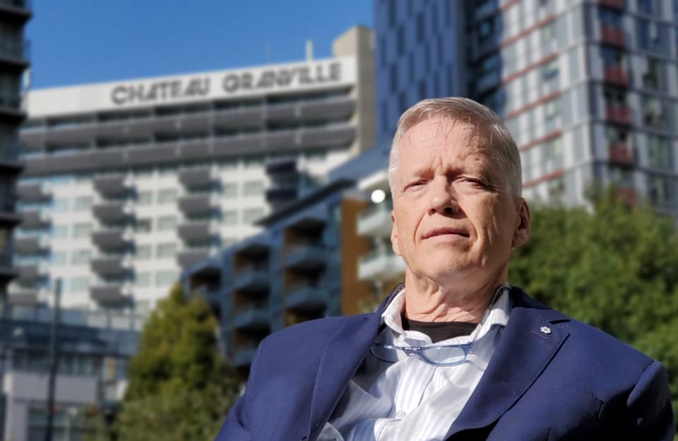 BC Liberals Vancouver-False Creek candidate Sam Sullivan