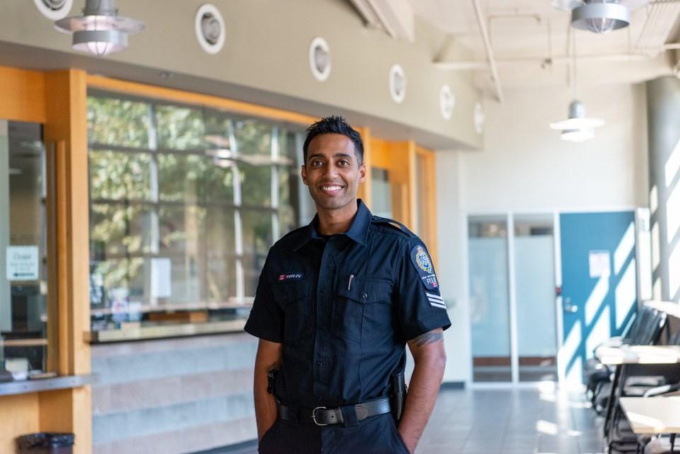Sgt. Sanjay Kumar