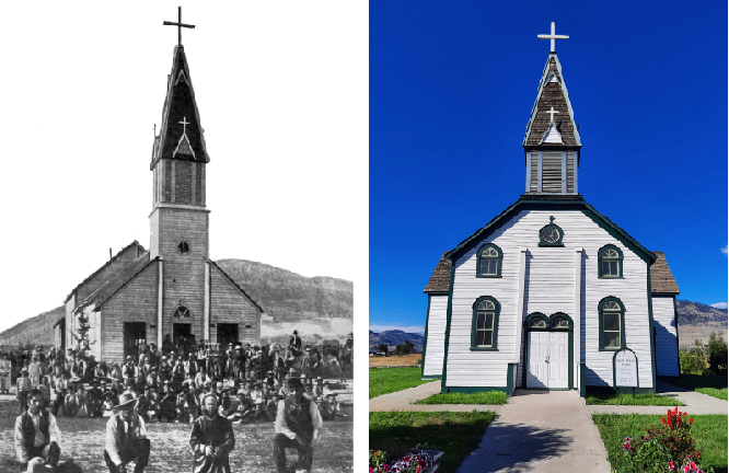 History: The rich history of St. Joseph's Catholic Church_0