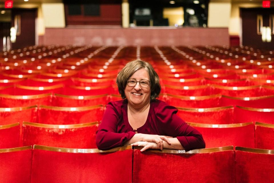 Jessica Schneider, Massey Theatre