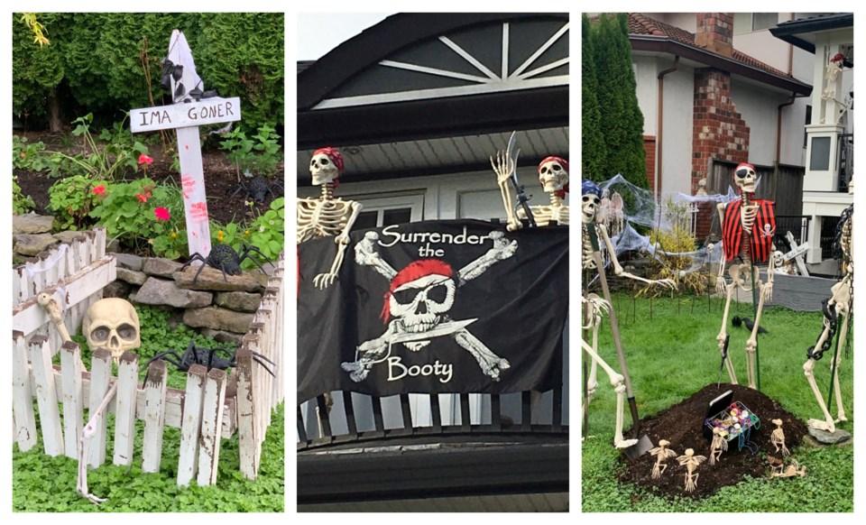 Pirate home display