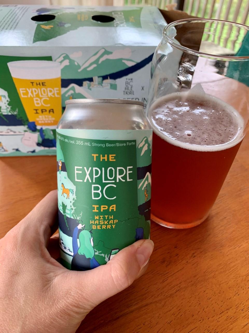 Explore BC IPA