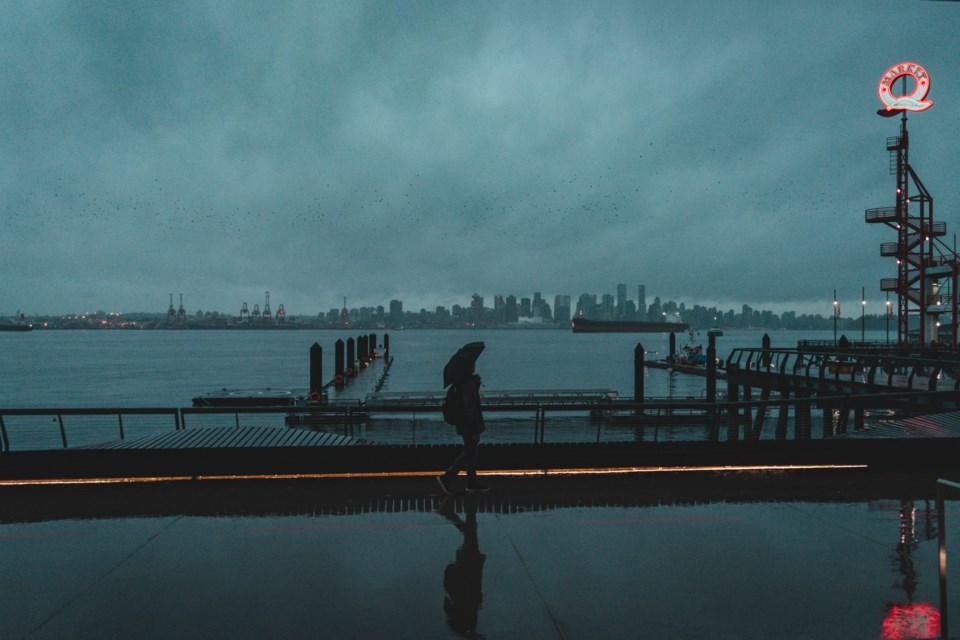 rain north vancouver