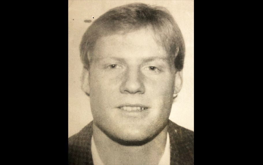 Second-year SFU student David Campbell, 21, disappeared without a trace on Oct. 26, 1984 after attending a Halloween party on Burnaby Mountain. Police have re-released details about that evening in an ongoing effort to solve the case.