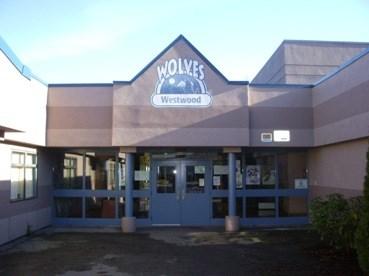 Westwood elementary school in Port Coquitlam