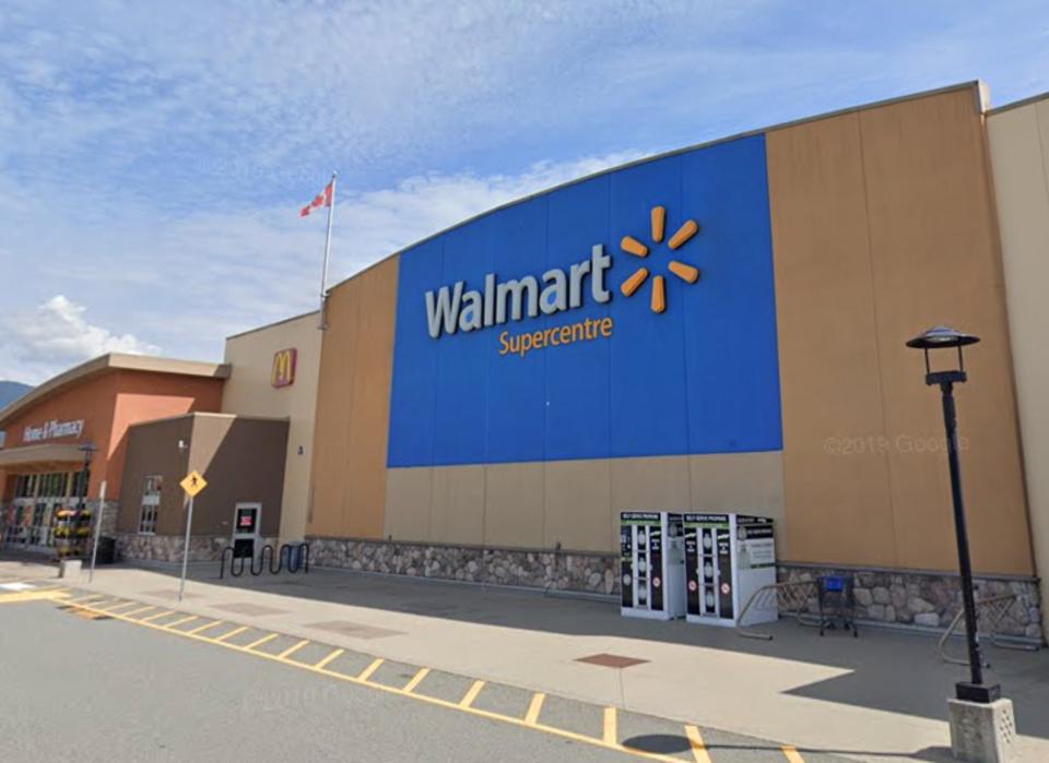 Walmart Port Coquitlam