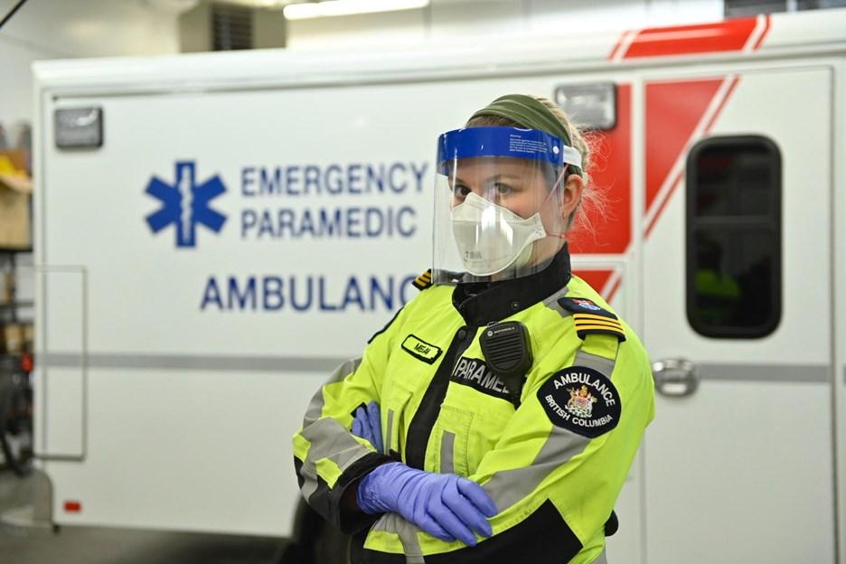 carbon monoxide paramedic