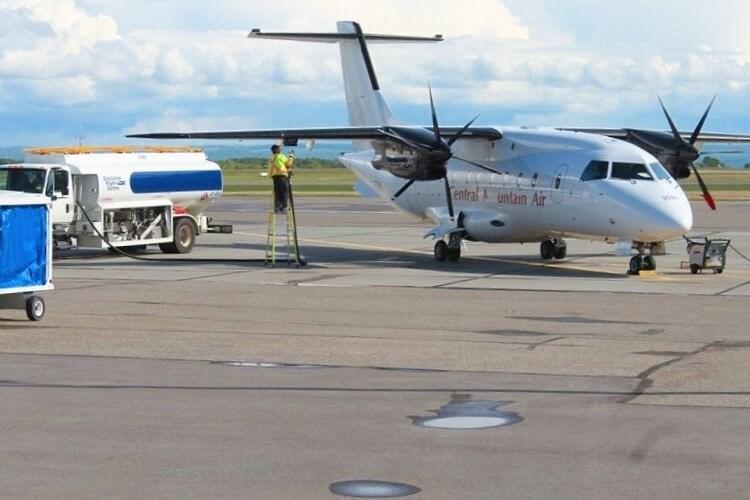 CMA_Dornier_North_Peace_Regional_Airport