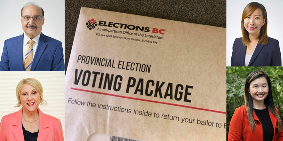 mail in ballots ndp burnaby chouhan chen routledge kang