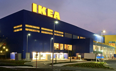 The IKEA store in Coquitlam was closed Monday for deep cleaning
