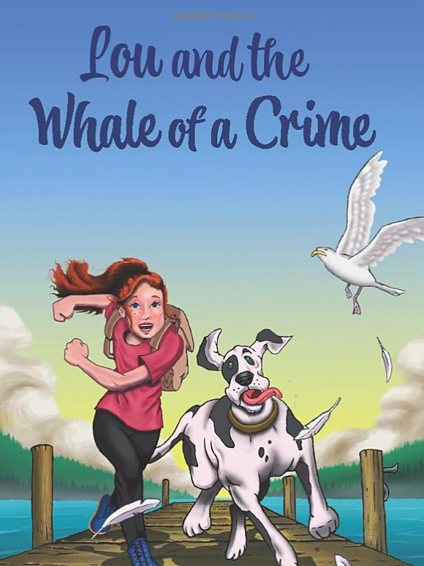 Lou and the whale of a crime