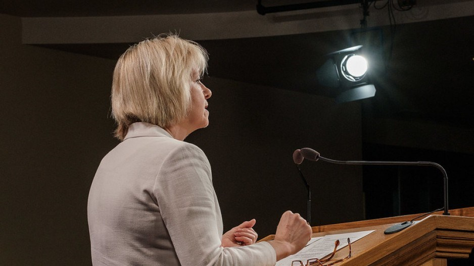 B.C. provincial health officer Bonnie Henry has been providing updates on COVID-19
