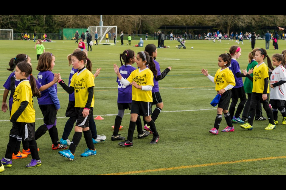 """The Richmond United Soccer Club's main objective is to offer diverse options for all players to enjoy playing the """"beautiful game."""""""