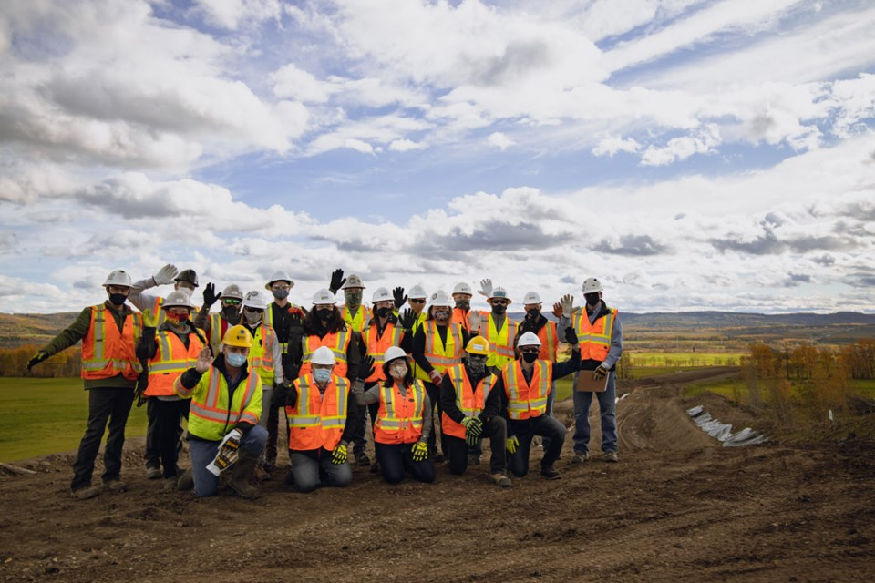 Saulteau First Nation is one of the many Indigenous communities that have partnered with Coastal GasLink.