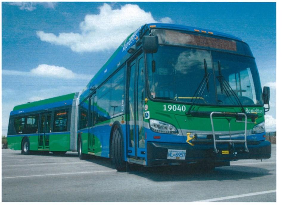 delta rapid bus