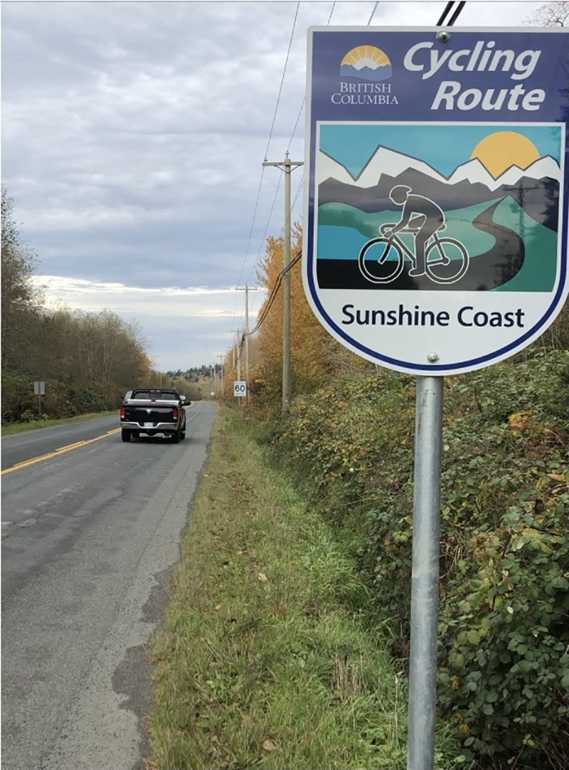 Highway 101 Powell River