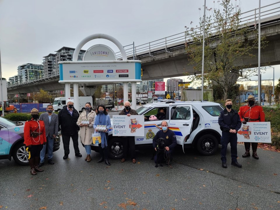 RCMP toy drive