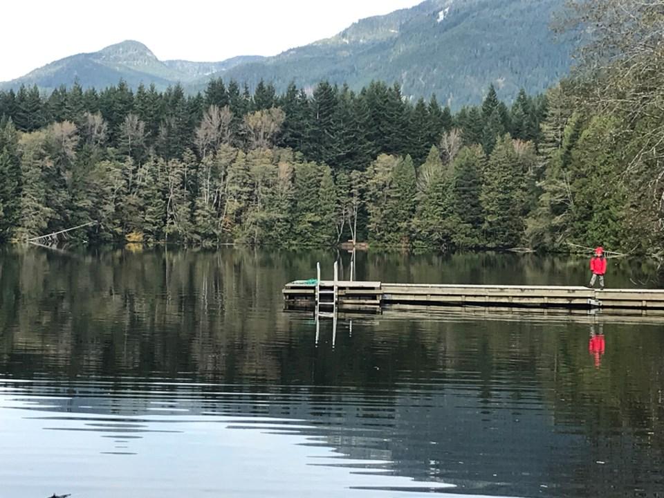 Alice Lake Provincial Park.