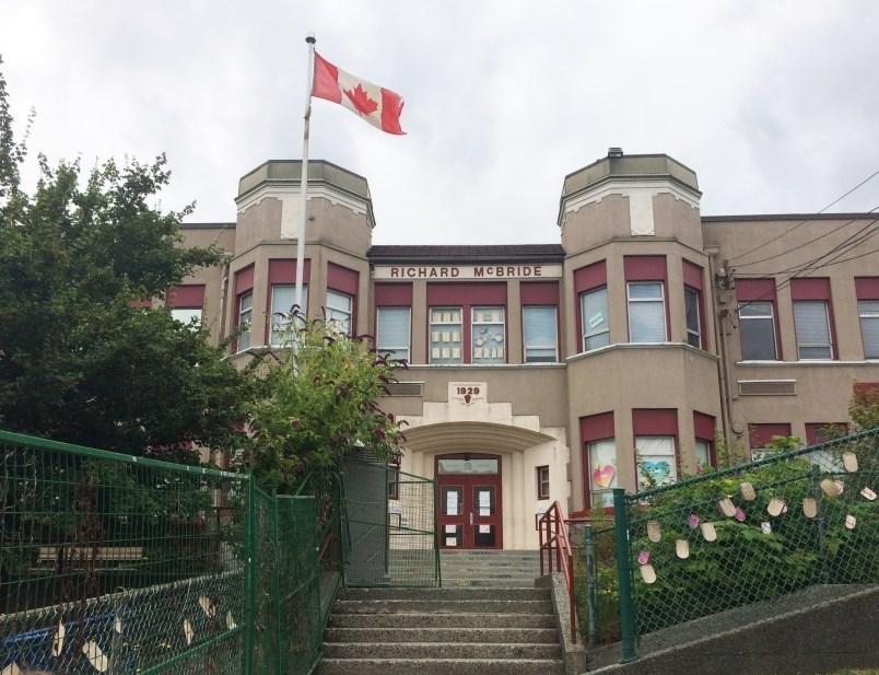 Richard McBride Elementary School