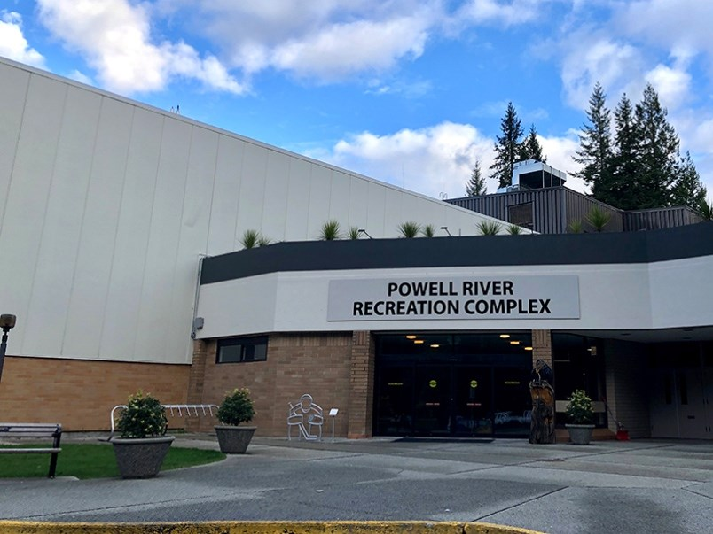 Powell River Recreation Complex