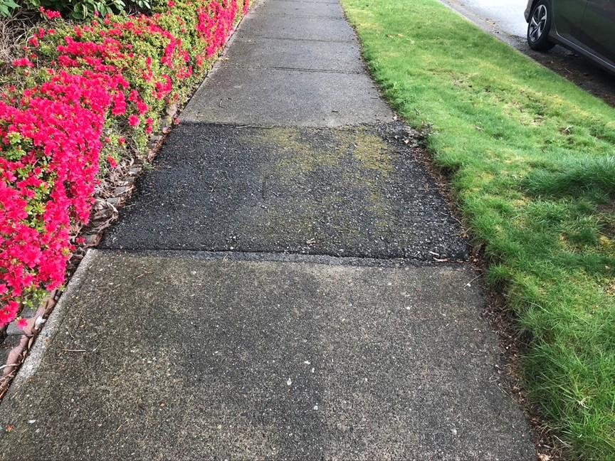sidewalk sidewalks burnaby