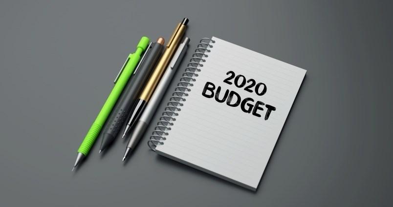 budget, stock photo