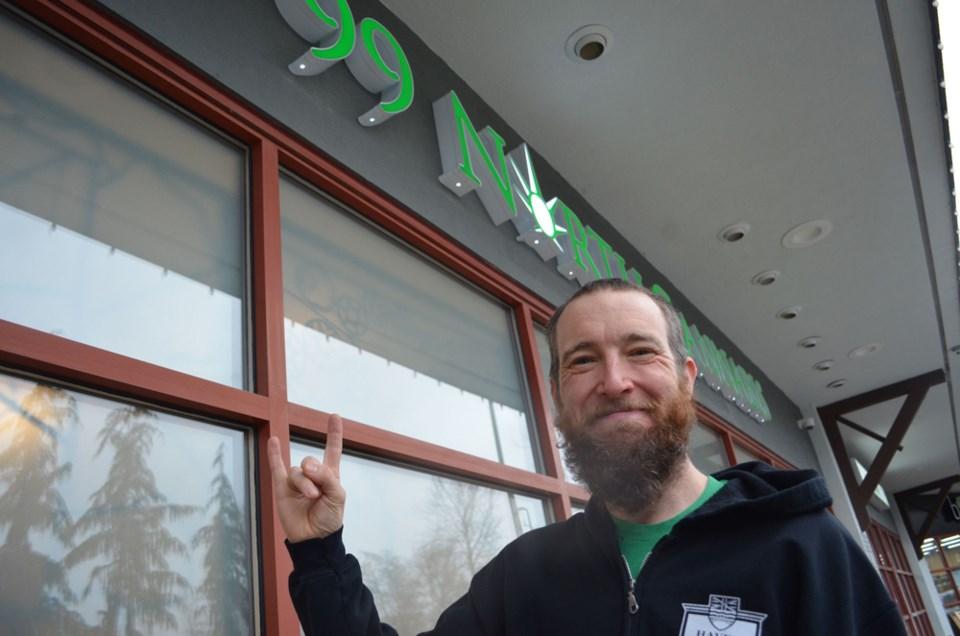 99 North Cannabis Store.