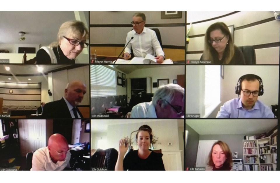 delta council online