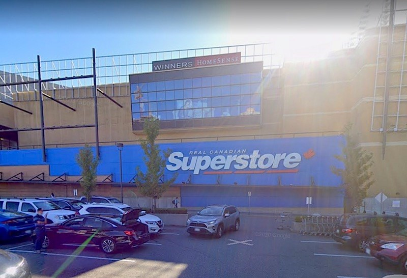 burnaby superstore metrotown covid-19