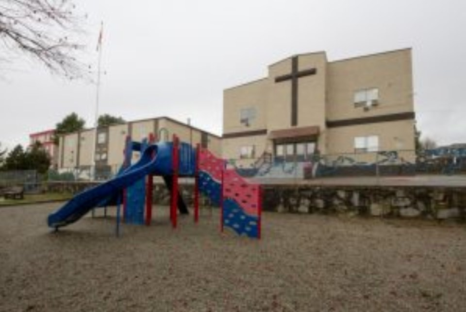 Our Lady of Fatima School is a private, bilingual Catholic school in West Coquitlam.