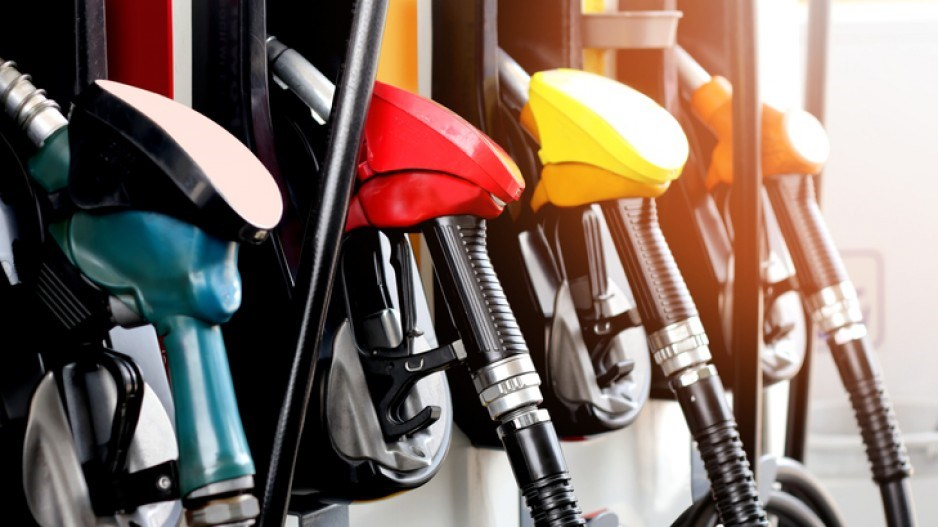 A $170 per tonne carbon tax will add 37 cents per litre for gasoline.  Getty Images