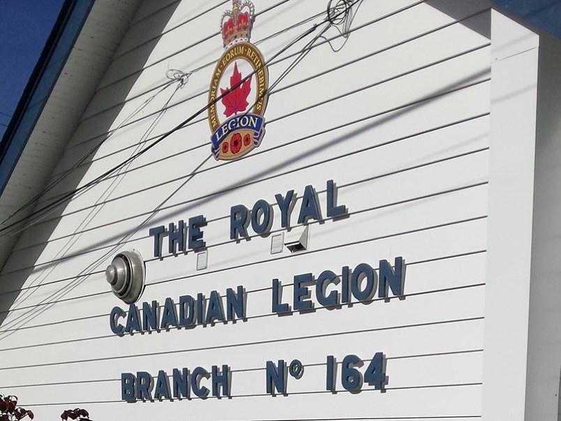 Royal Canadian Legion Branch 164 Powell River