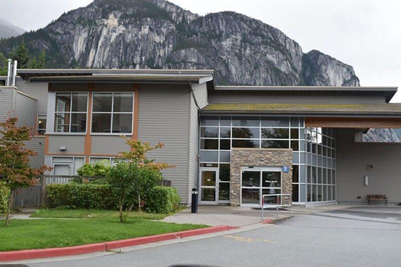 Squamish's Hilltop House.