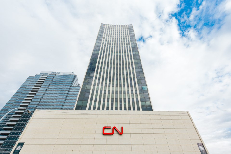 CN Tower in Edmonton: $10 cash sale. | Submitted