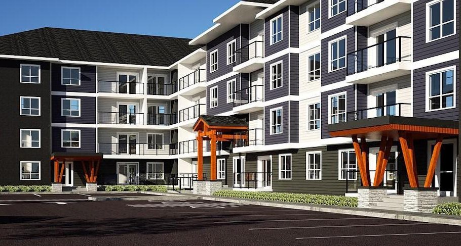 A new four-building Winnipeg portfolio with 321-rental units sold early in 2020 for $71.6 million.